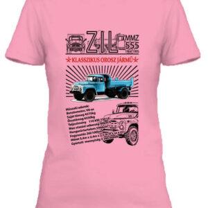 ZIL MMZ 555 – Női póló