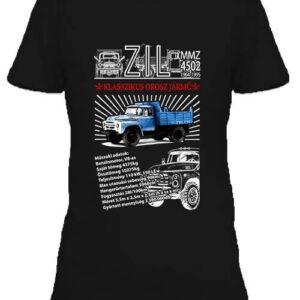 ZIL MMZ 4502 – Női póló