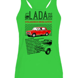 Lada 2101 – Női ujjatlan póló