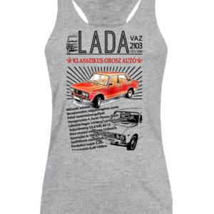Lada 2103 – Női ujjatlan póló