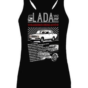 Lada 2107 – Női ujjatlan póló