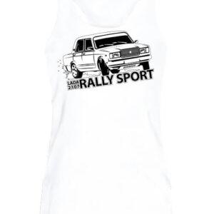 Rally Lada – Női ujjatlan póló