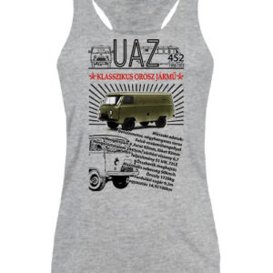 UAZ 452 katonai – Női ujjatlan póló