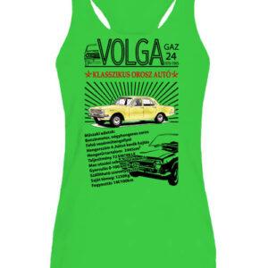 Volga M24 – Női ujjatlan póló