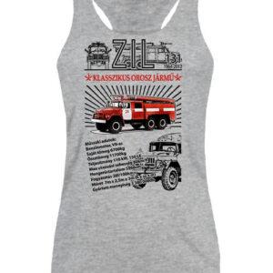 ZIL 131 tűzoltó – Női ujjatlan póló
