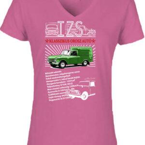 Izs 2715 – Női V nyakú póló