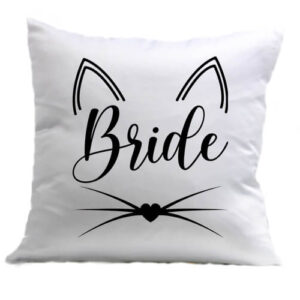 Cica bride – Párna
