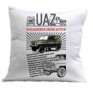 UAZ 469 – Párna