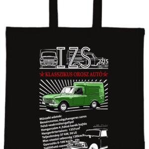 Izs 2715- Basic rövid fülű táska