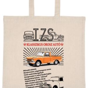 Izs 2715 pick up- Basic rövid fülű táska