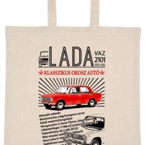 Lada 2101- Basic rövid fülű táska