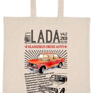 Lada 2103- Basic rövid fülű táska