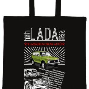 Lada Niva- Basic rövid fülű táska