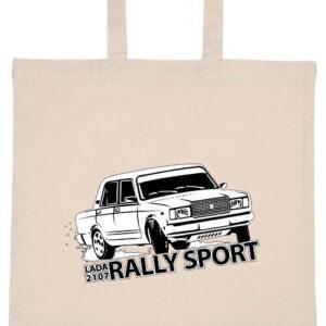Rally Lada- Basic rövid fülű táska