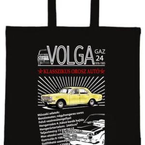Volga M24- Basic rövid fülű táska