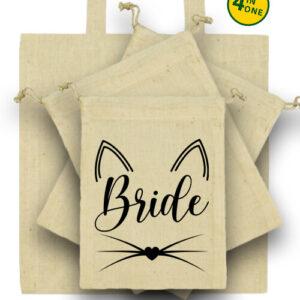 Cica bride – Táska szett
