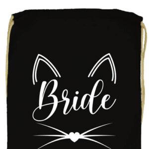 Cica bride- Prémium tornazsák
