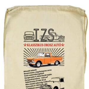 Izs 2715 pick up- Basic tornazsák