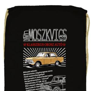 Moszkvics 408- Basic tornazsák
