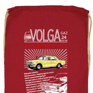 Volga M24- Prémium tornazsák