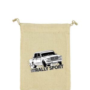Rally Lada – Vászonzacskó kicsi