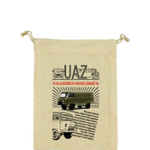 UAZ 452 katonai – Vászonzacskó közepes