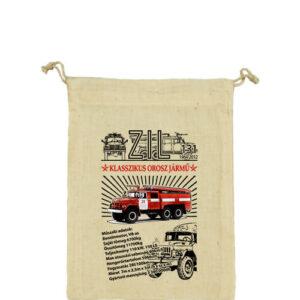 ZIL 131 tűzoltó – Vászonzacskó közepes