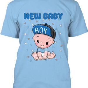 New baby boy – Férfi póló