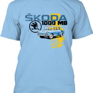 Skoda 1000 MB – Férfi póló