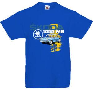 Skoda 1000 MB- Gyerek póló