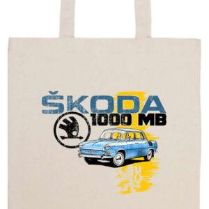 Skoda 1000 MB- Prémium hosszú fülű táska