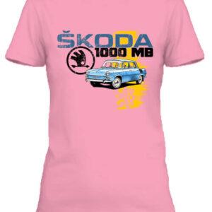 Skoda 1000 MB – Női póló