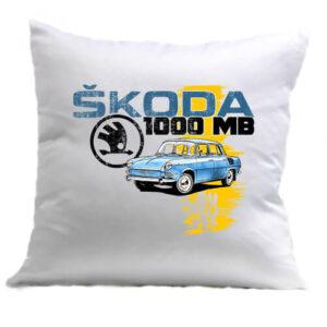 Skoda 1000 MB – Párna