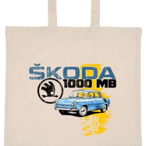 Skoda 1000 MB- Basic rövid fülű táska