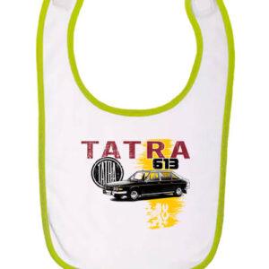 Tatra 613 – Baba előke