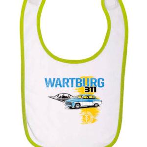 Wartburg 311 púpos – Baba előke