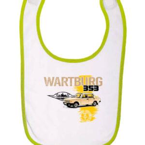 Wartburg 353 kocka – Baba előke