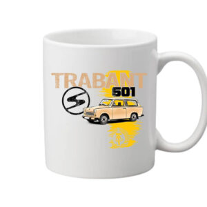 Trabant 601 kombi – Bögre