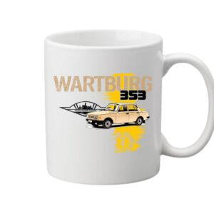 Wartburg 353 kocka – Bögre