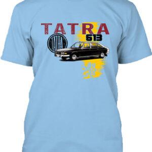 Tatra 613 – Férfi póló