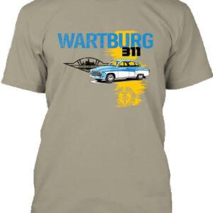 Wartburg 311 púpos – Férfi póló