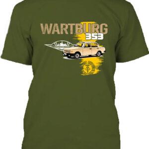 Wartburg 353 kocka – Férfi póló