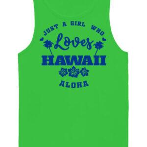 Love Hawaii – Férfi ujjatlan póló