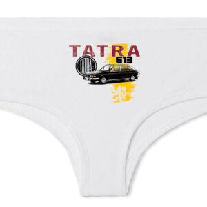 Tatra 613 – Francia bugyi