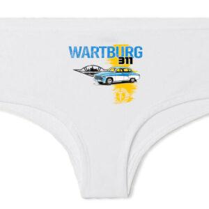 Wartburg 311 púpos – Francia bugyi