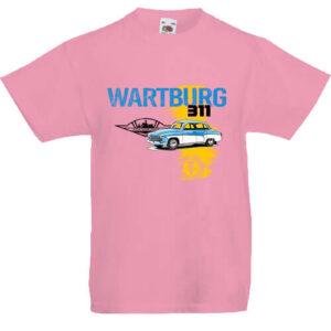 Wartburg 311 púpos- Gyerek póló