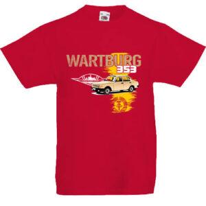 Wartburg 353 kocka- Gyerek póló