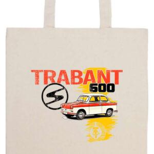 Trabant 600- Prémium hosszú fülű táska