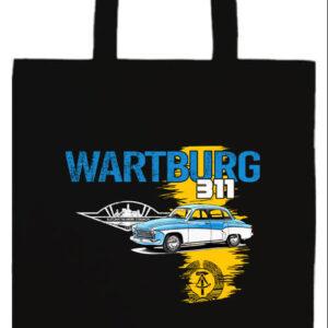 Wartburg 311 púpos- Prémium hosszú fülű táska