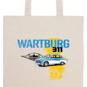 Wartburg 311 púpos- Basic hosszú fülű táska